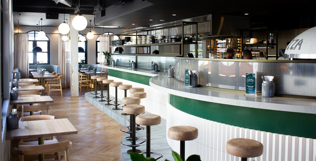Tetto Rooftop Bar and Corbett & Claude bring coastal-Italian vibes to Everton Park